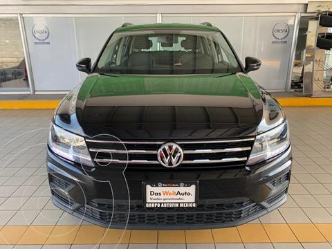 Volkswagen Tiguan Trendline Plus usado (2019) color Negro precio $364,900