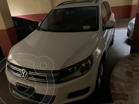 Volkswagen Tiguan Sport & Style 1.4 usado (2015) color Blanco precio $220,000