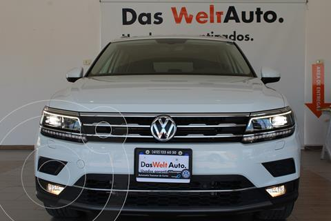 Volkswagen Tiguan HIGHLINE TSI 2.0L 4L DSG 180HP usado (2018) color Blanco precio $480,000