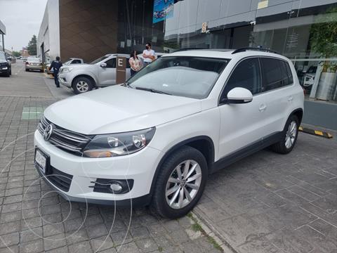 Volkswagen Tiguan Track & Fun 4Motion Navegacion usado (2017) color Blanco Candy precio $287,000