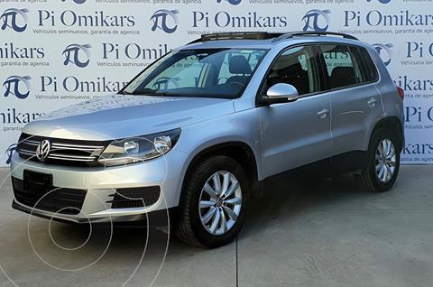 Volkswagen Tiguan Sport & Style 2.0 usado (2013) color Gris precio $185,000