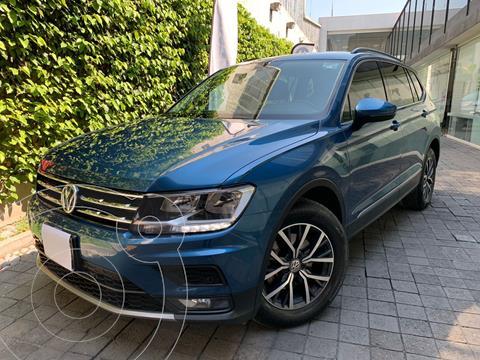 Volkswagen Tiguan Comfortline usado (2018) color Azul precio $365,000