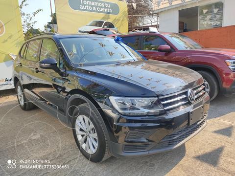 Volkswagen Tiguan Trendline Plus usado (2020) color Negro Profundo precio $419,900