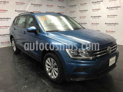 Volkswagen Tiguan Trendline Plus usado (2019) color Azul precio $349,990