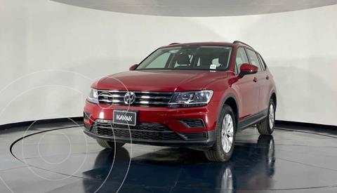 Volkswagen Tiguan Trendline Plus usado (2020) color Rojo precio $449,999