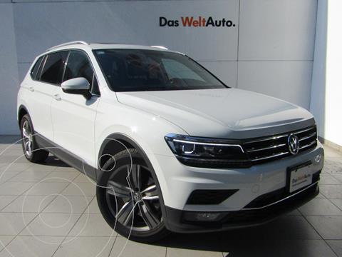 Volkswagen Tiguan Highline usado (2021) color Blanco precio $655,000