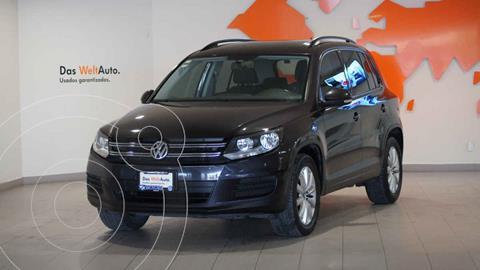 Volkswagen Tiguan Sport & Style 2.0 usado (2016) color Gris precio $259,900