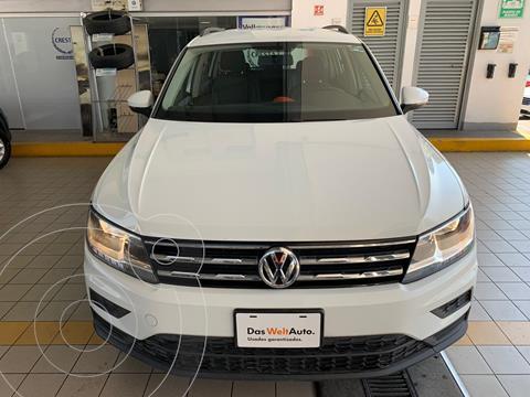 Volkswagen Tiguan Trendline Plus usado (2020) color Blanco precio $389,900