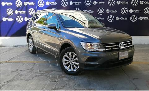 Volkswagen Tiguan Trendline Plus usado (2019) color Gris precio $375,000
