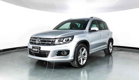 Volkswagen Tiguan Sport & Style 1.4 usado (2016) color Plata precio $337,999