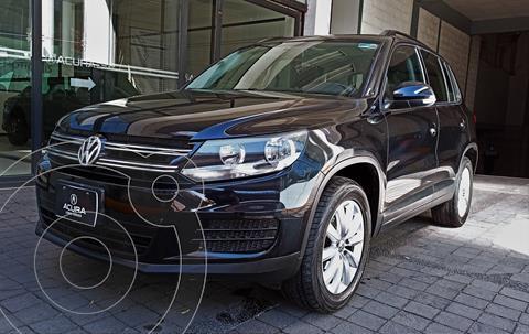 Volkswagen Tiguan Native usado (2014) color Negro precio $209,000