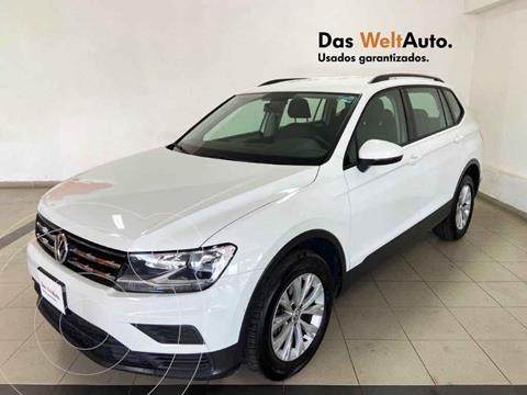 Volkswagen Tiguan Trendline Plus usado (2019) color Blanco precio $339,400