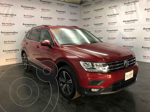 Volkswagen Tiguan Comfortline usado (2019) color Rojo precio $389,990