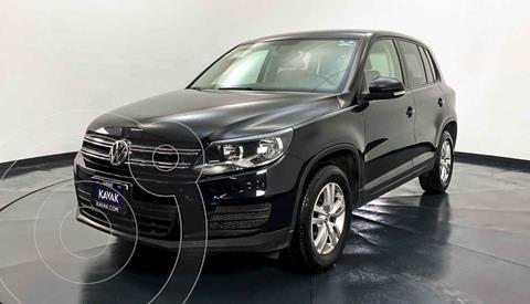 Volkswagen Tiguan Tiptronic usado (2015) color Negro precio $224,999