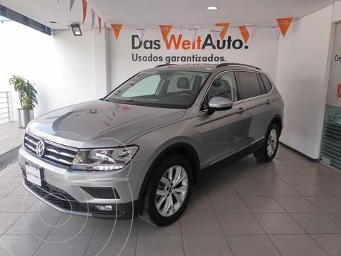 Volkswagen Tiguan Comfortline 5 Asientos Piel usado (2020) color Plata precio $475,000