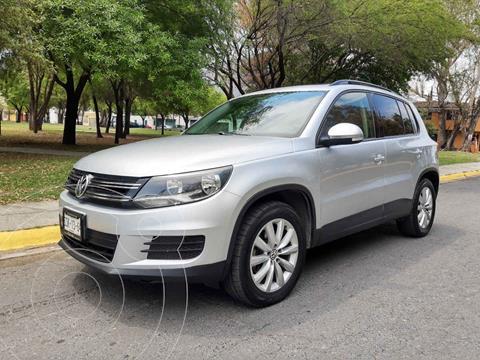 Volkswagen Tiguan Track & Fun 4Motion  usado (2013) color Plata precio $175,000