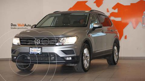 Volkswagen Tiguan Comfortline usado (2020) color Plata precio $469,500