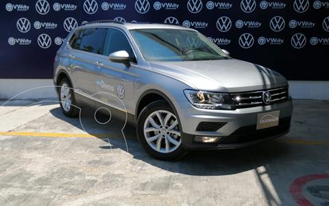 Volkswagen Tiguan Comfortline 3era Fila usado (2021) color Plata precio $515,000