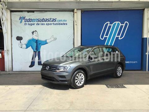 Volkswagen Tiguan Trendline Plus usado (2018) color Gris precio $181,000