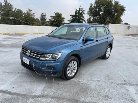 Volkswagen Tiguan Trendline Plus usado (2020) color Azul precio $440,000