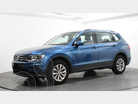 Volkswagen Tiguan Trendline Plus usado (2020) color Azul precio $473,400