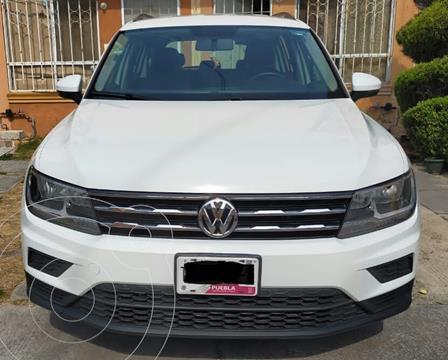 Volkswagen Tiguan Trendline Plus usado (2020) color Blanco precio $350,000