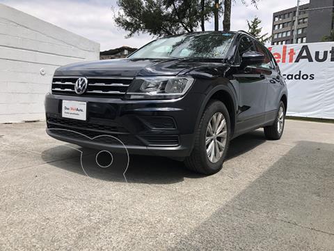 Volkswagen Tiguan Trendline Plus usado (2020) color Negro Profundo precio $460,000