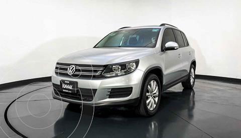 Volkswagen Tiguan Sport & Style 1.4 usado (2015) color Plata precio $239,999