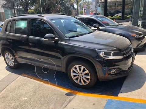 Volkswagen Tiguan Native usado (2012) color Negro precio $170,000