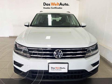 Volkswagen Tiguan Trendline Plus usado (2020) color Blanco precio $414,235