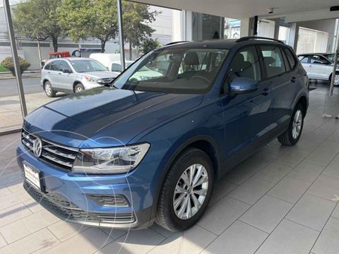 Volkswagen Tiguan Trendline Plus usado (2020) color Azul precio $395,000