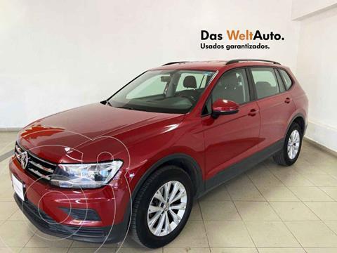 Volkswagen Tiguan Trendline Plus usado (2019) color Rojo precio $339,254