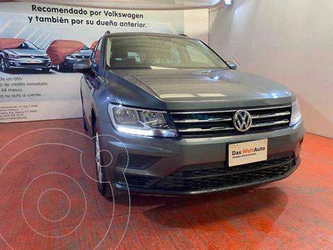 Volkswagen Tiguan Trendline Plus usado (2019) color Plata precio $354,000