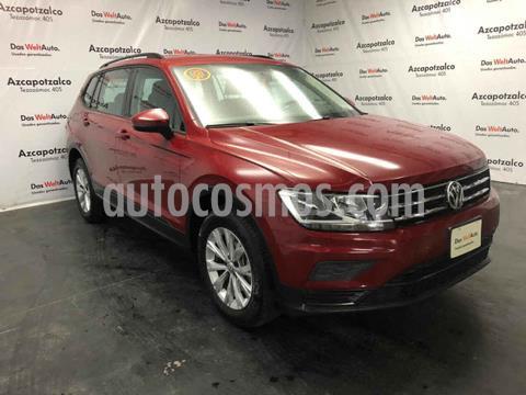 Volkswagen Tiguan Trendline Plus usado (2019) color Rojo precio $354,990