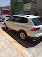 Volkswagen Tiguan Comfortline 7 Asientos Tela usado (2018) color Blanco precio $310,000