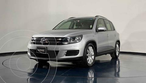 Volkswagen Tiguan Sport & Style 2.0 usado (2013) color Plata precio $239,999