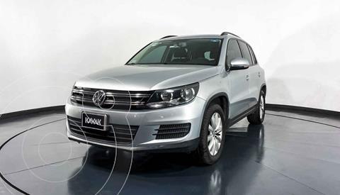 Volkswagen Tiguan Sport & Style 2.0 usado (2014) color Plata precio $237,999
