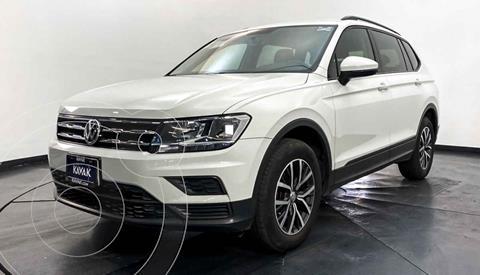 Volkswagen Tiguan Comfortline 7 Asientos Tela usado (2019) color Blanco precio $362,999