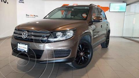 Volkswagen Tiguan Sport & Style 1.4 usado (2015) color Marron precio $265,000
