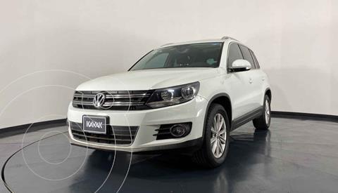 Volkswagen Tiguan Track & Fun usado (2015) color Blanco precio $244,999