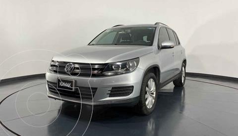 Volkswagen Tiguan Sport & Style 2.0 usado (2014) color Plata precio $227,999
