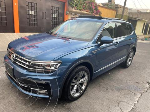 Volkswagen Tiguan R-Line usado (2018) color Azul precio $435,000