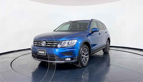 Volkswagen Tiguan Comfortline 7 Asientos Tela usado (2018) color Azul precio $423,999