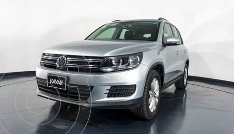 Volkswagen Tiguan Sport & Style 1.4 usado (2015) color Plata precio $249,999