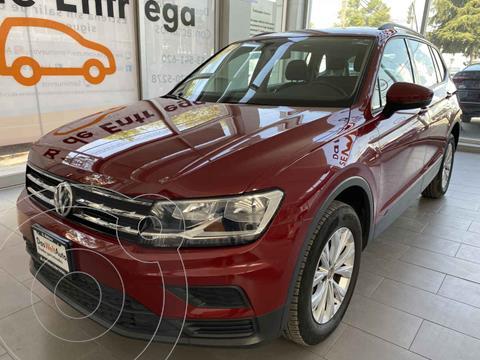 Volkswagen Tiguan Trendline Plus usado (2020) color Rojo precio $395,000