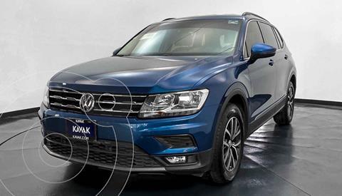 Volkswagen Tiguan Comfortline 7 Asientos Tela usado (2019) color Azul precio $377,999