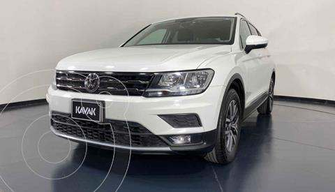 Volkswagen Tiguan Comfortline 7 Asientos Tela usado (2019) color Blanco precio $387,999