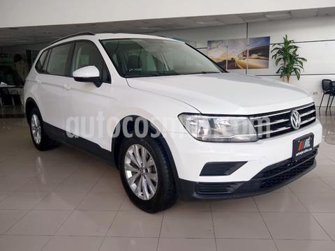 Volkswagen Tiguan Trendline Plus usado (2018) color Gris precio $319,900
