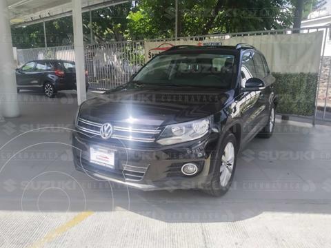 Volkswagen Tiguan Sport & Style 1.4 usado (2015) color Negro Profundo precio $257,800