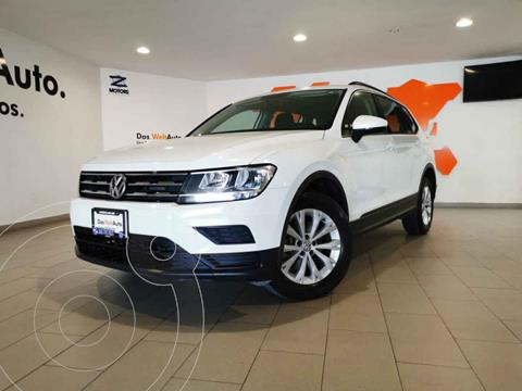 Volkswagen Tiguan Trendline usado (2019) color Blanco precio $429,900